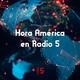 Hora América en Radio 5 - 'Trío', Premio Cabeza Parlante Ganadora del I Concurso de Monólogos Cortos - 02/07/20