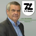 Maikel López en Deporte .7 @7punto7radio (04-10-17)