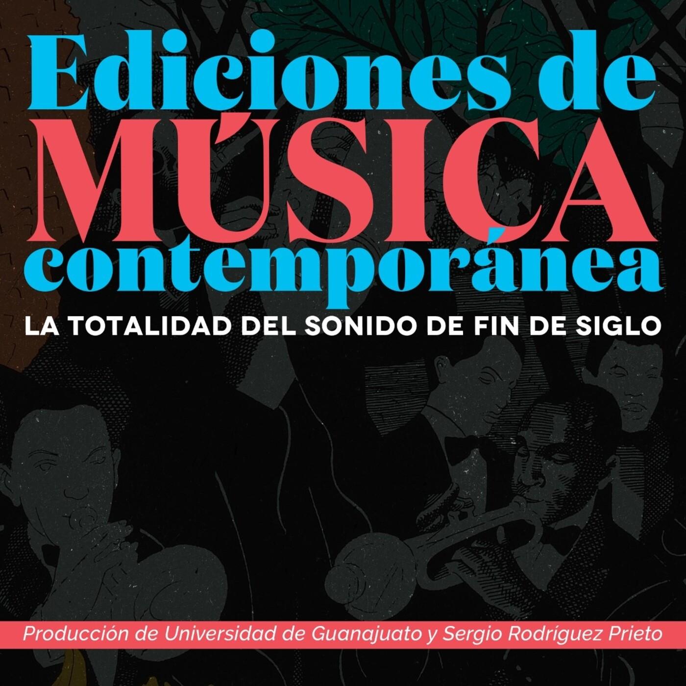 Industria discográfica jazzística estadounidense - Ediciones de Música Contemporánea