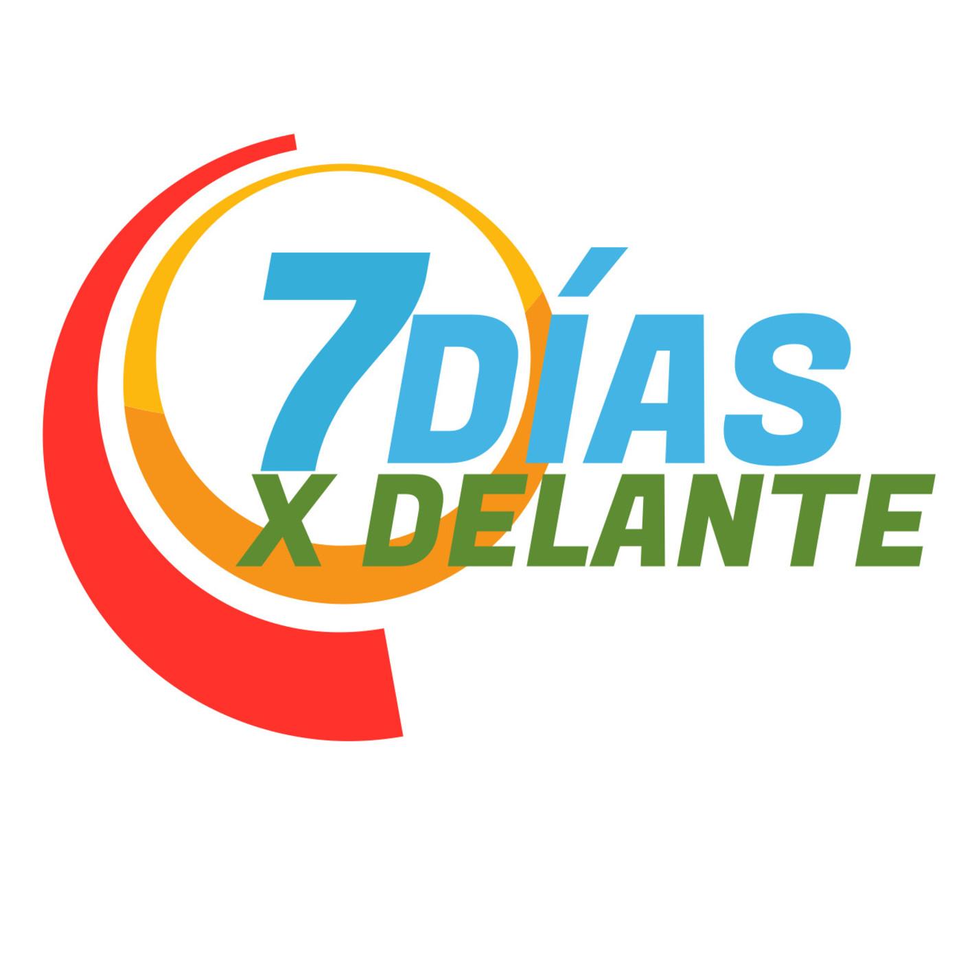 7 DÍAS X DELANTE