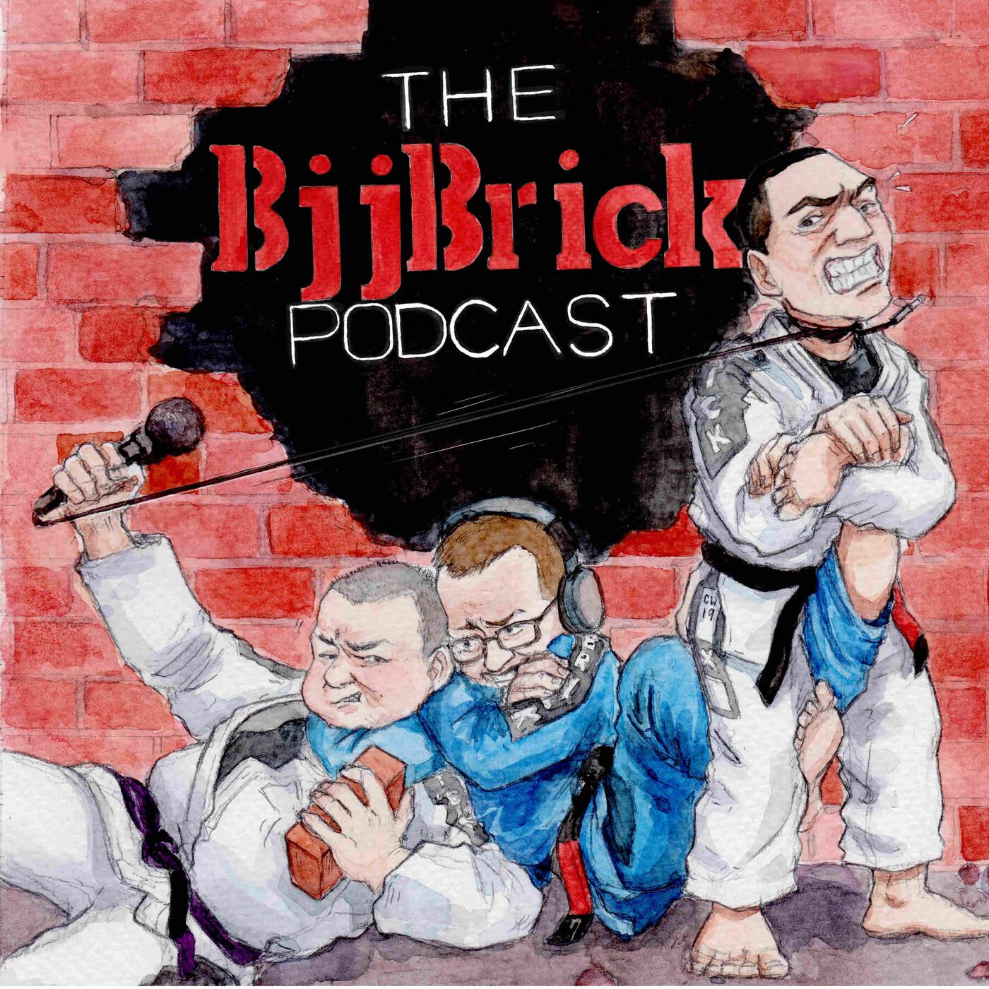 Epi 17 Interview with BJJ Black Belt Roy Marsh