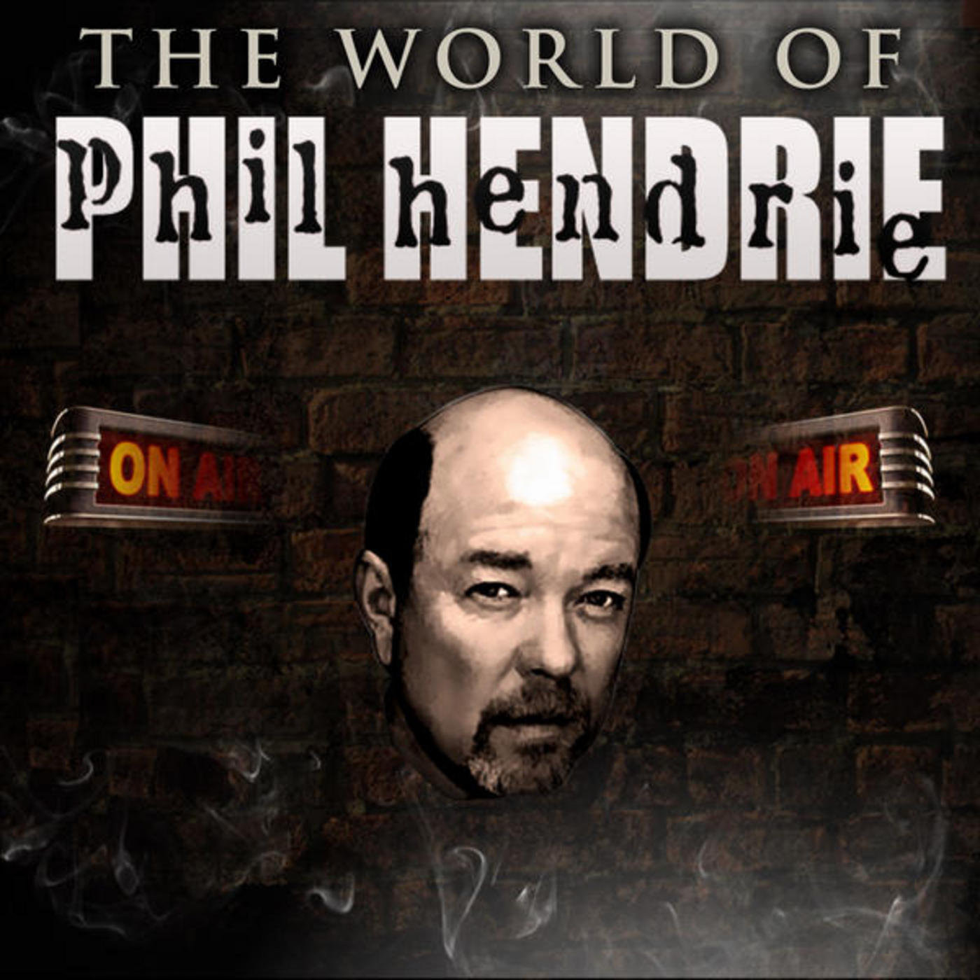 Episode #1852 The New Phil Hendrie Show