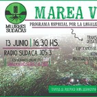 MAREA VERDE - Cobertura especial del 13-06-2018