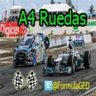 FormulaGED - A4 Ruedas