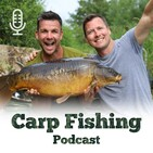 Carp fishing podcast #5 Christmas edition featuring Simon Scott