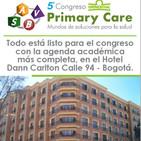5 congreso Primary Care.
