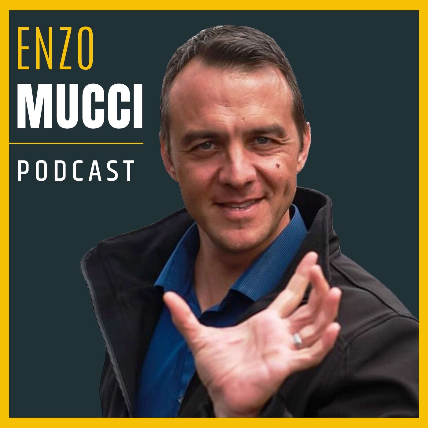 TRDC Show - Brian Sims How To Get Motorsport Sponsorship - Enzo Mucci S4 E30
