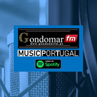MUSICPORTUGAL na GONDOMAR FM - Programa n.º 44 [030719]