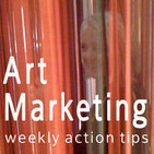 Art Marketing Action Podcasts from Alyson B. Stanf