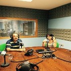 Con la Copla por Bandera en Radio Forum