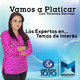 """Vamos a Platicar """"cortesía y puntualidad"""" ¿Qué dicen de ti? Maestra Gloria Torres y cine con Esteban Valencia 24 11 201"""