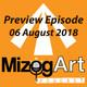 Ep.25 Giles Walker - Mizog Art Podcast