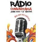 Entrevista Radio Juan XXIII en Onda Cero Alicante