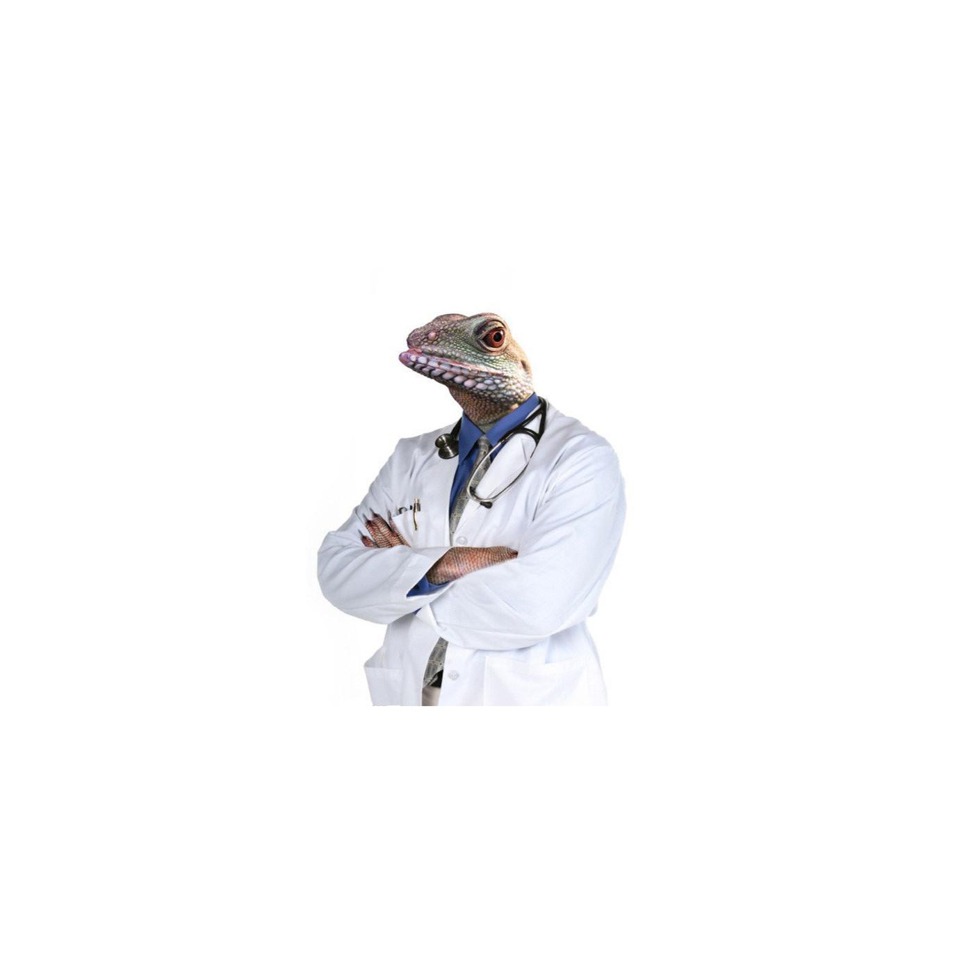 Dr. Lagartón 01: Entre amigos