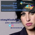 #ConectandoConTalentoMusicaDe Amy Winehouse