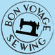 Introducing the Bon Voyage Sewing Podcast!