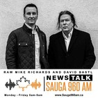 Aug 23, 2019: Punch Em in the Head - RAW Mike Richards on Newstalk Sauga 960AM