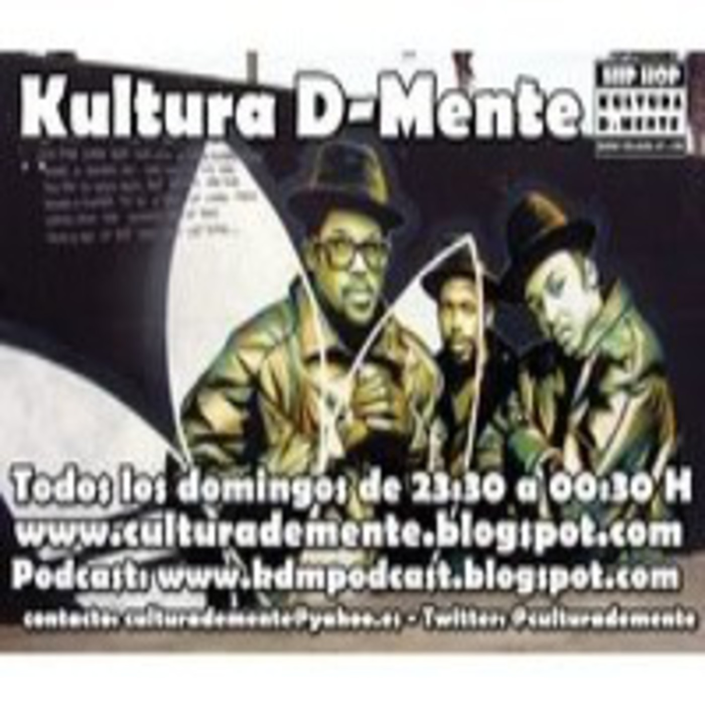 Kultura D-Mente 23/03/2014 25x08 Public Enemy (Parte 1) + El Sr Rojo 'M.A.D.R.I.D. En el centro'