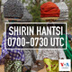 Shirin Hantsi 0700 UTC (30:00) - Disamba 14, 2019