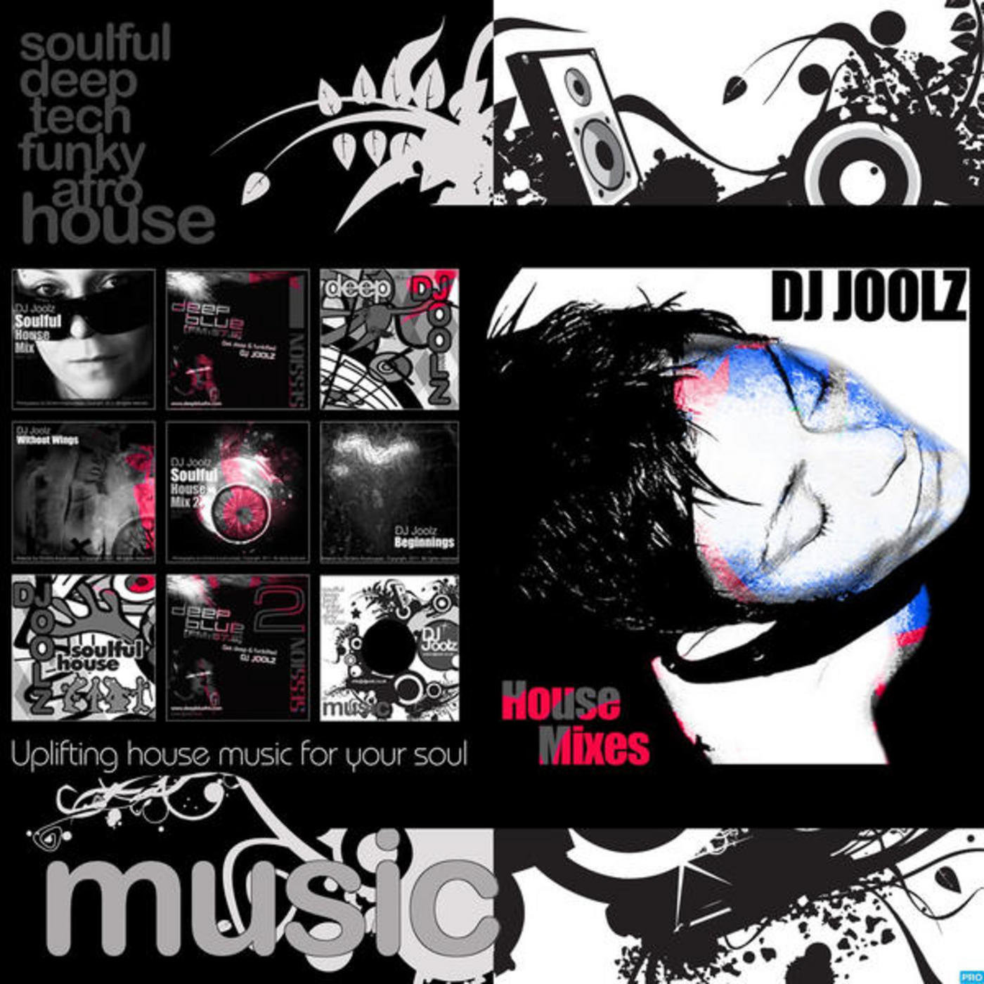 DJ Joolz - Soulful House Mix