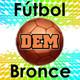 Fútbol DEM Bronce 20-04-2015 Grupo II