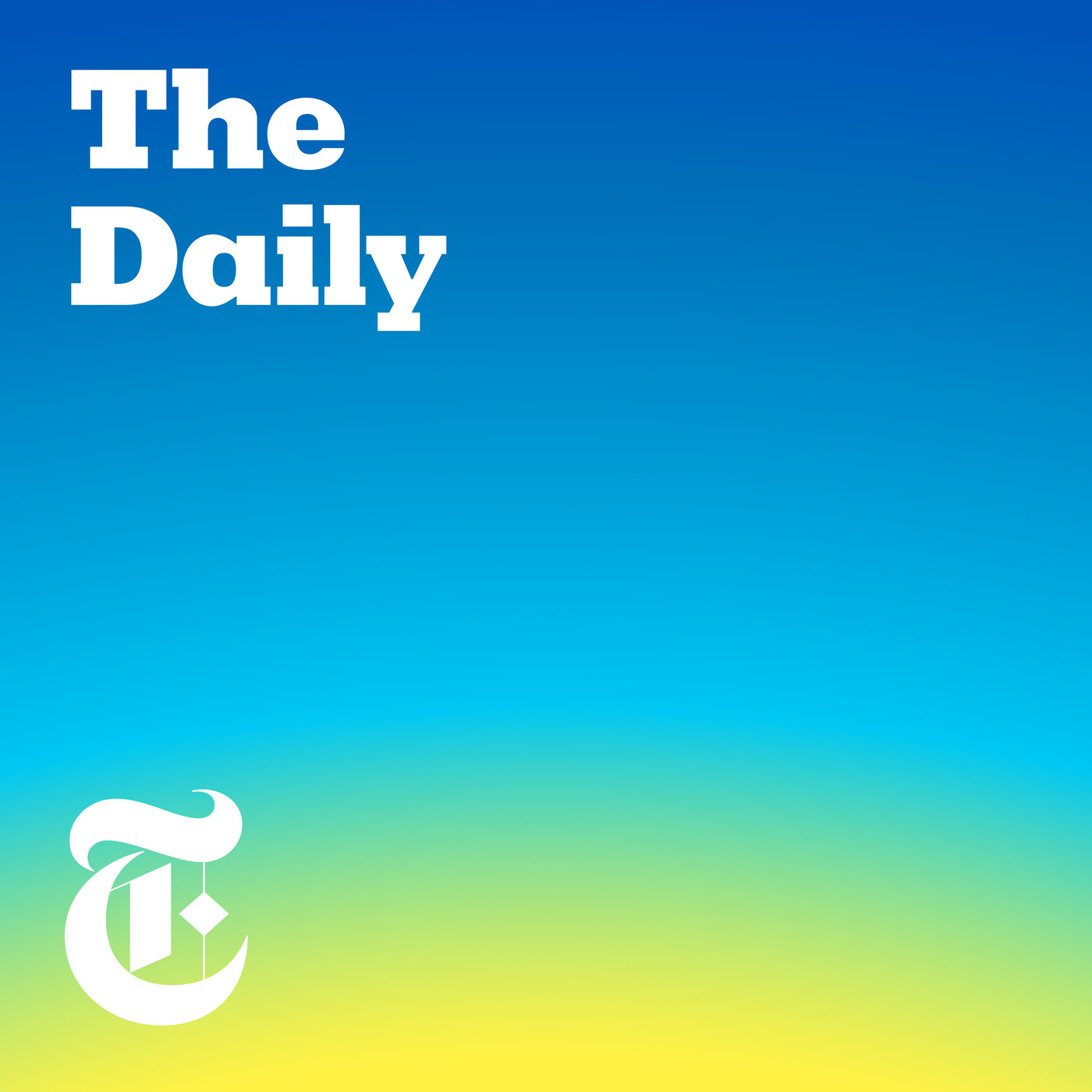 The Daily - Powered by New York Times journalism