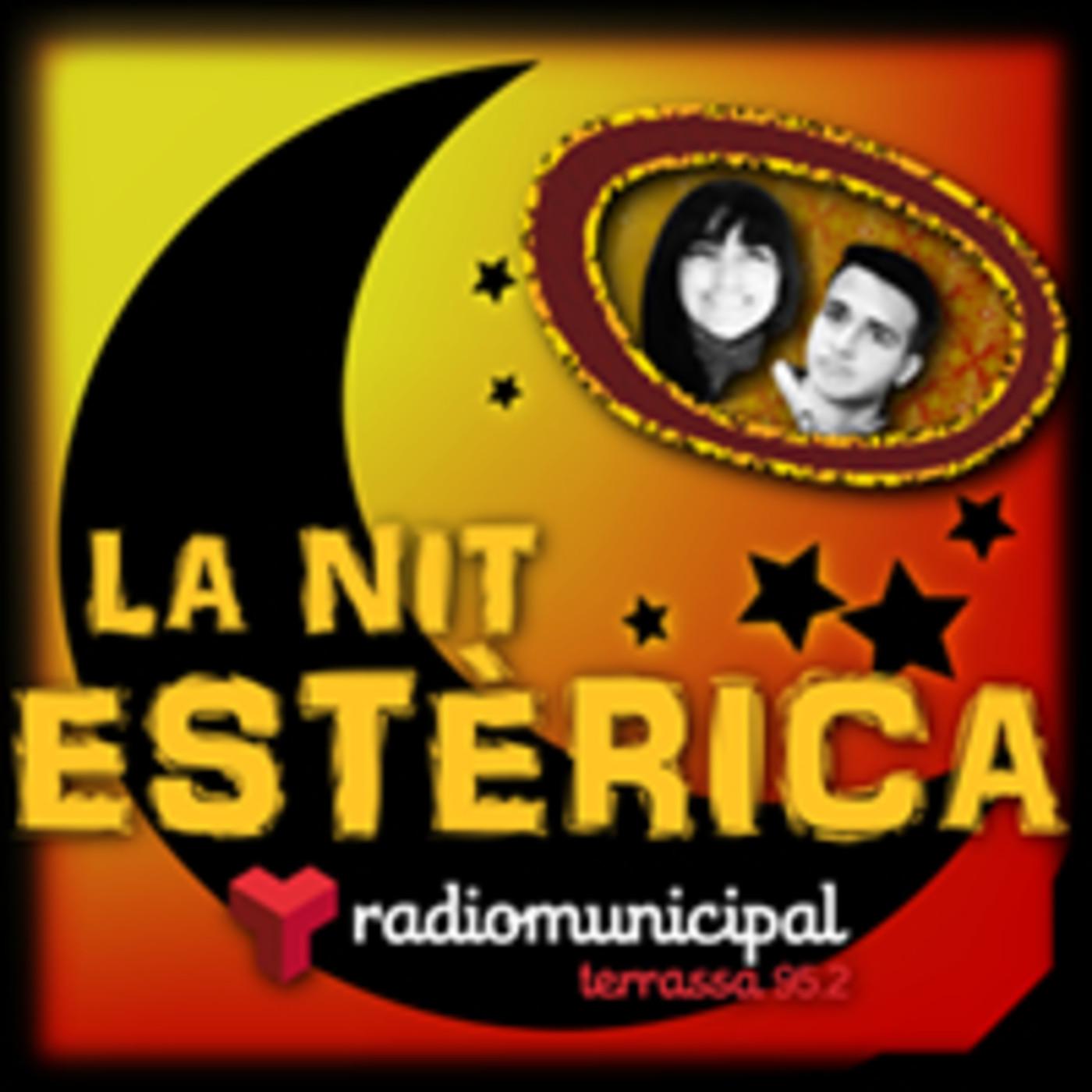 Logo La nit Estérica Radio Municipal de Terrassa