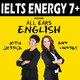 IELTS Energy 760: How Robson Rose to Overall 7.5 on His First IELTS Exam