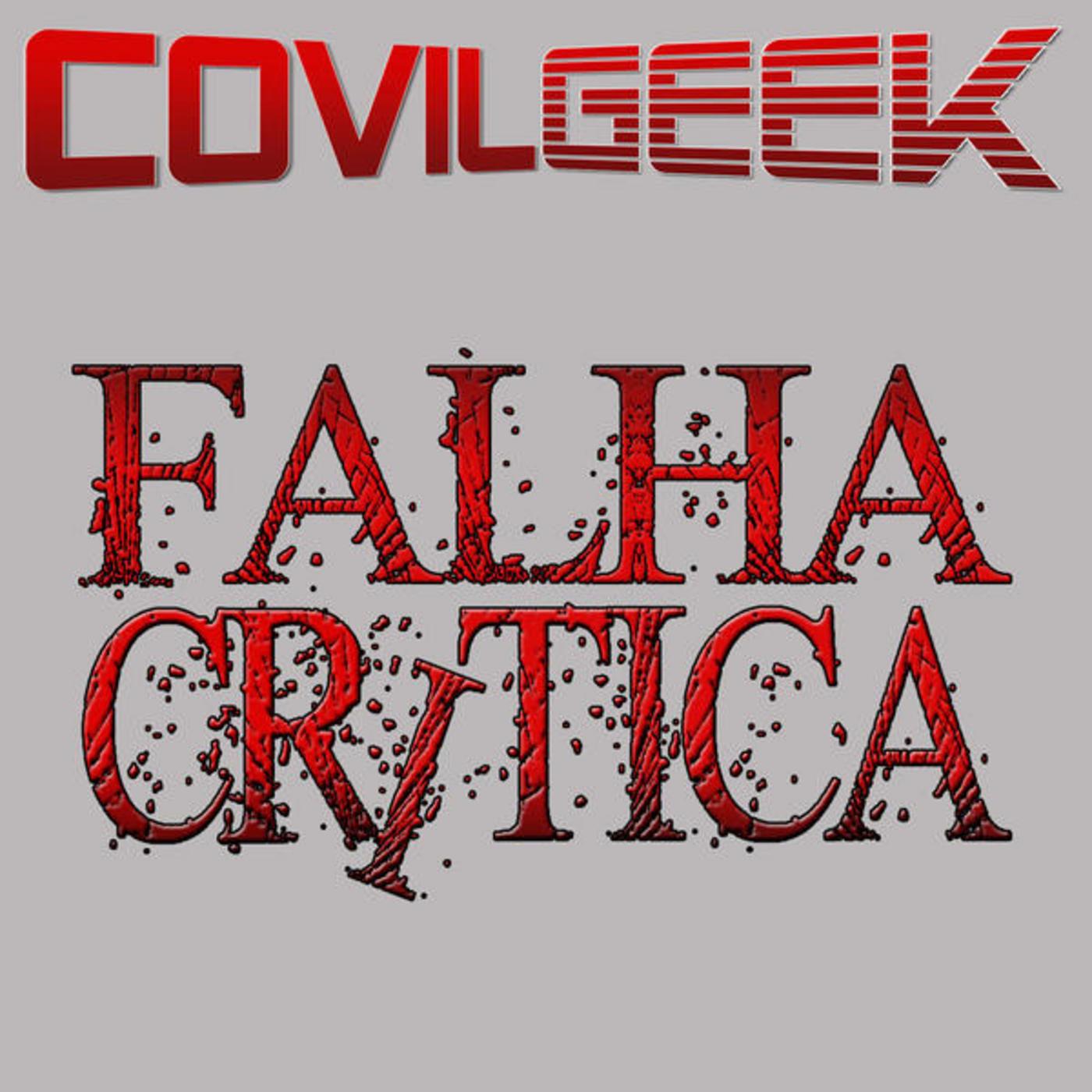 Falha Critica #110 - Série Gears of War