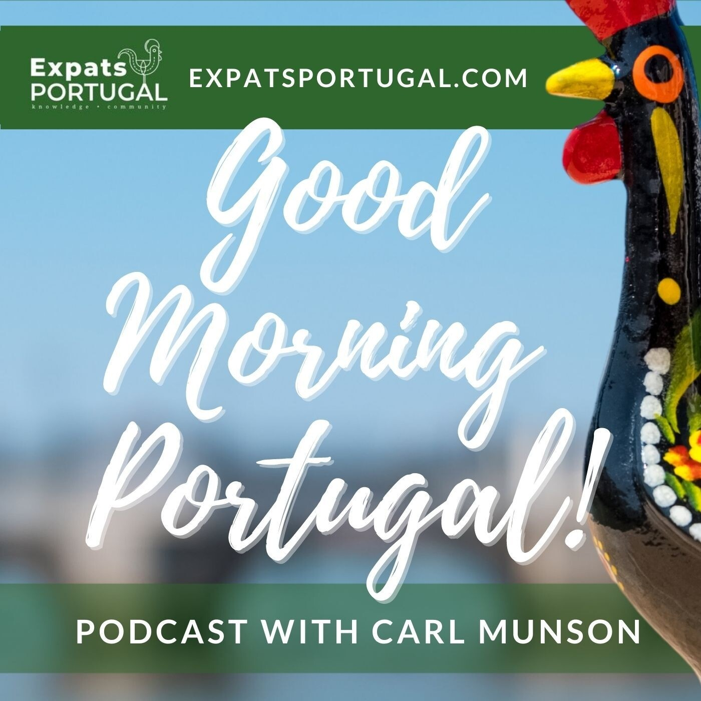Covid19 in Portugal - Facts & The Future with Branco & Thomson