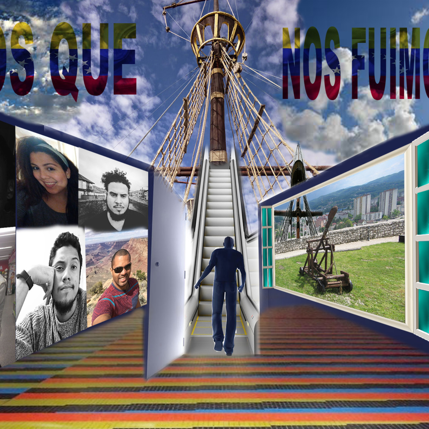 LQNF 802 Los Monólogos del Machete