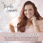 Business Straight Up Podcast - Business Help for C