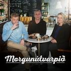 Ljósafoss og leynilegar hljóðupptökur af þingmönnum