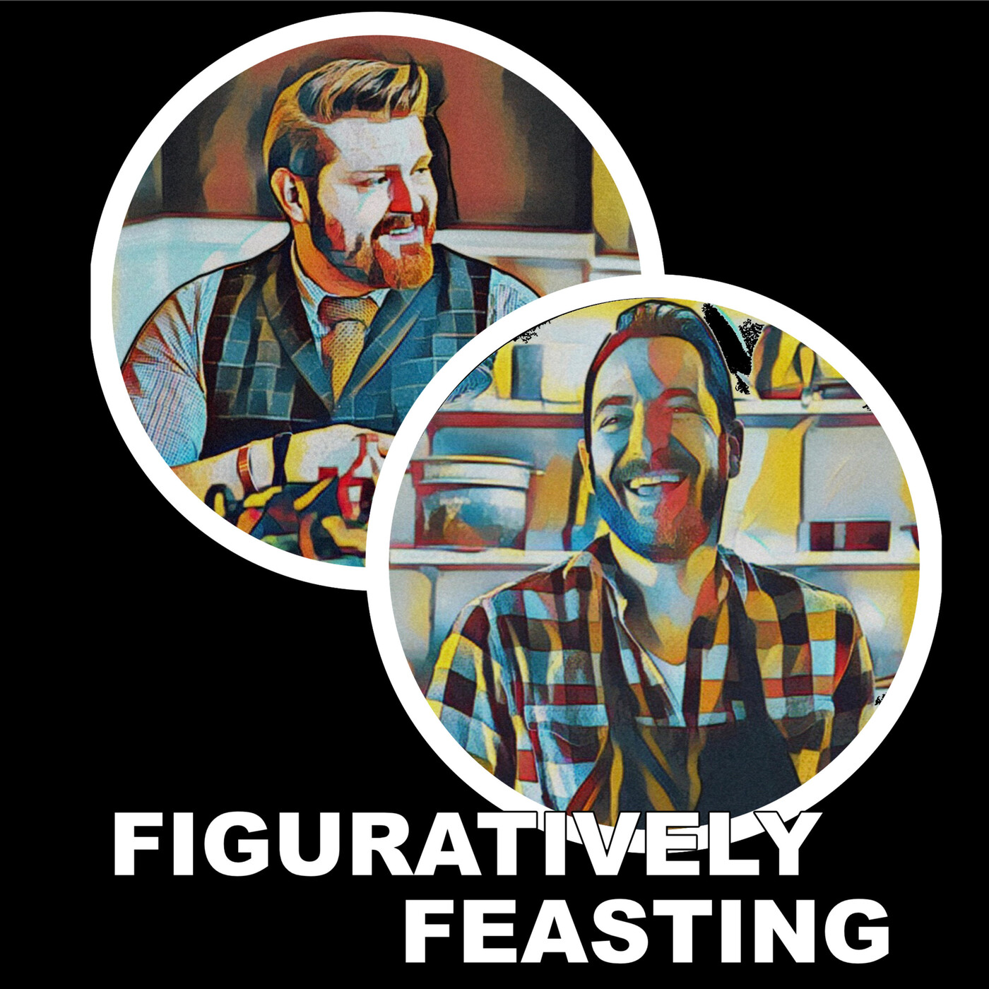 Figuratively Feasting Episode # 4 The Ethics of Eating Meat