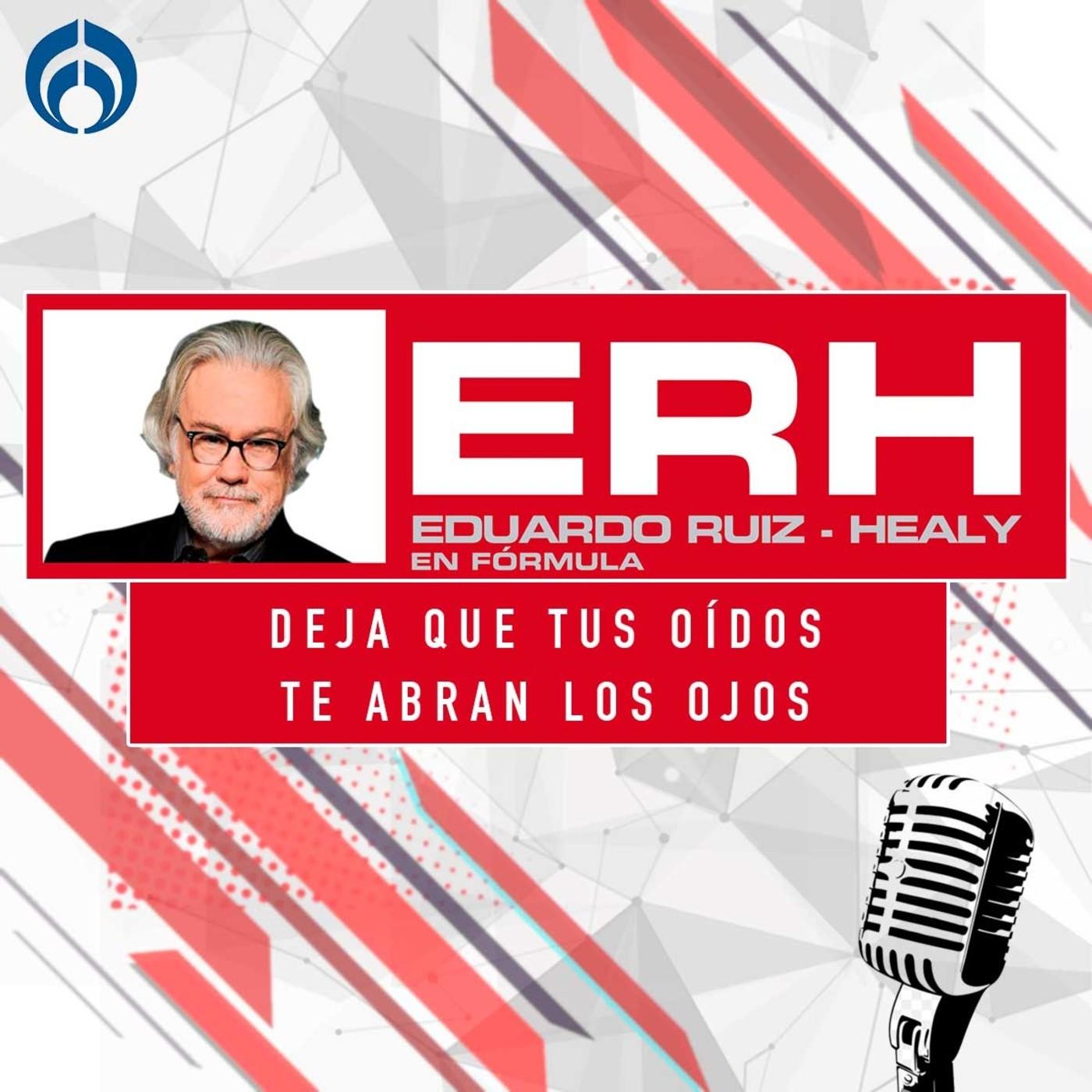 Eduardo Ruiz-Healy en Fórmula