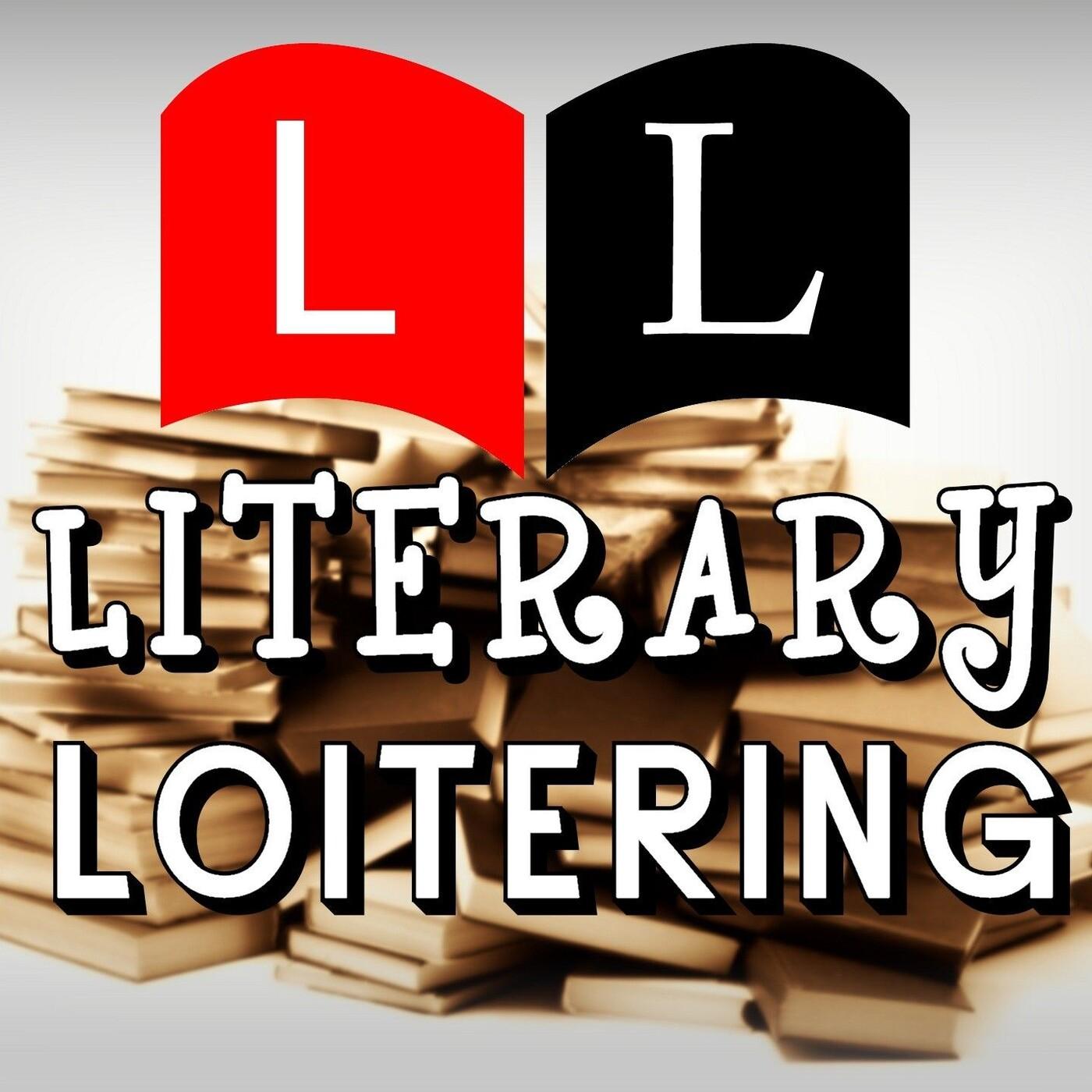 Literary Loitering 75 - Surfer Jesus and the Hang Ten Commandments