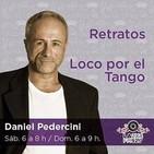 Eduardo Aldiser en Loco por el tango de Daniel Pedercini