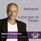 Leopolodo Federico en Retratos de Daniel Pedercini 7/11/15