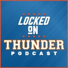 Updating the Thunder coaching search and why OKC will hire an assistant coach, navigating the tax and cap for OKC, an...