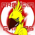 Podcast Arcadia Gamers - El Programa de Radio Inde