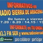 INFORMATIVO HORA 14 SER Sierra de ARACENA - martes 15 enero 2020