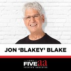 Jon Blake Podcast: 12.02.2019