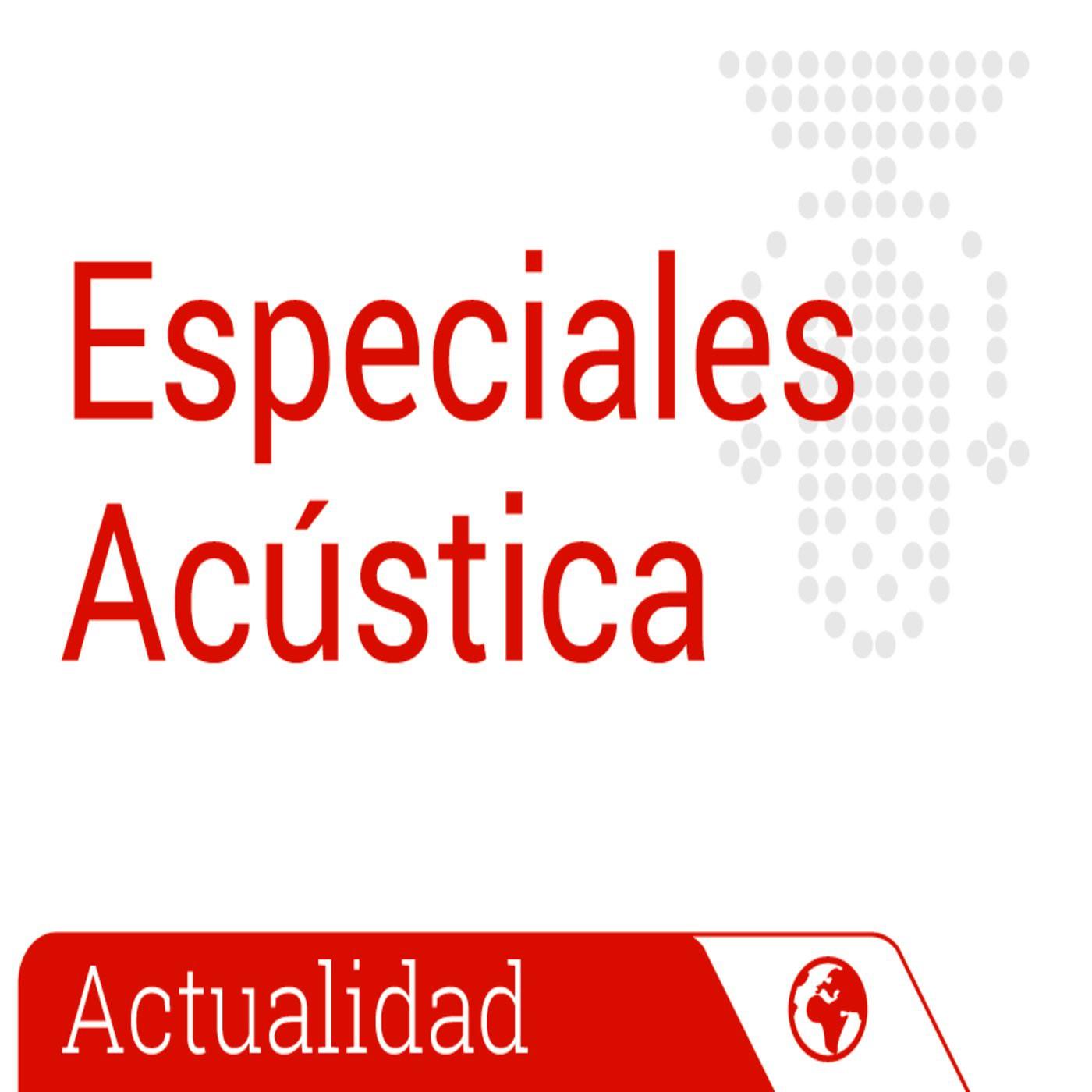 Especiales Acústica - Informe de WWF