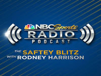 9-10-16 The Safety Blitz w Rodney Harrison & Dan Schwartzman