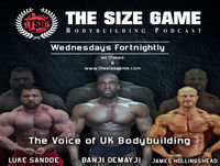 The Size Game Podcast Season 3 Episode 10