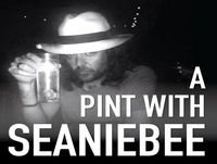 Episode 113 - Chris Blackwell has a pint with Seaniebee
