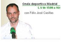 Onda Deportiva Madrid 29/07/2017