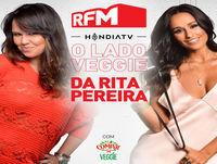 Hyndia TV - O Lado Veggie da Rita Pereira na RFM