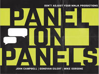 Panel On Panels - Don't Adjust Your Ninja