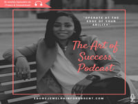 Episode 003 - Richard Thompson, Entrepreneur on Thinking Big and the Attitude for Success | Hosted by Ebony-Jewel Rai...